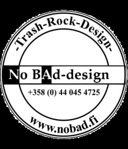 NoBad, koruja nahasta, metallista ja kierrätysmateriaaleista